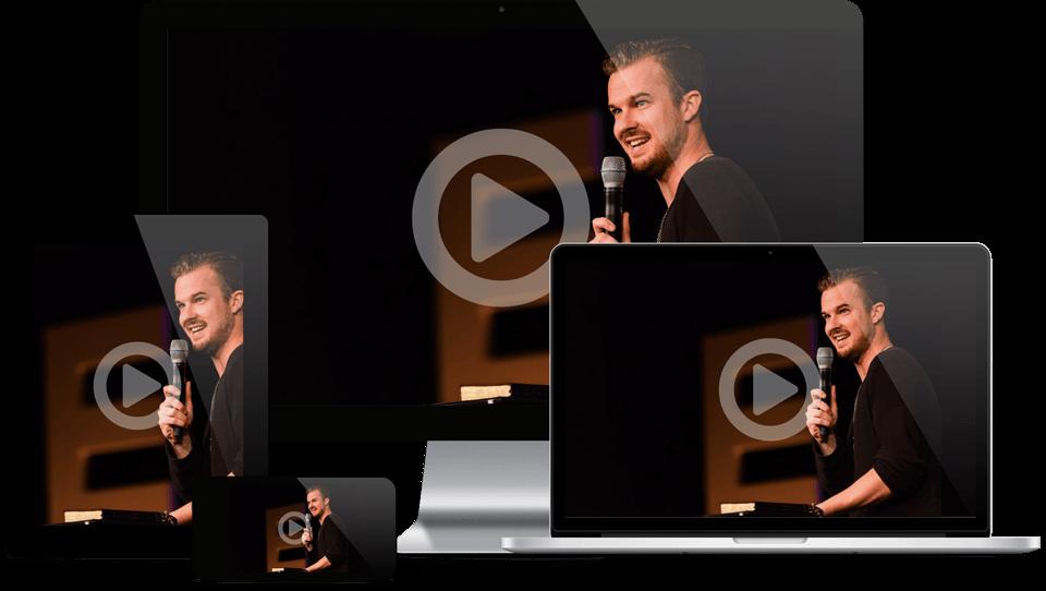 Sermoncast Live Streaming Platform
