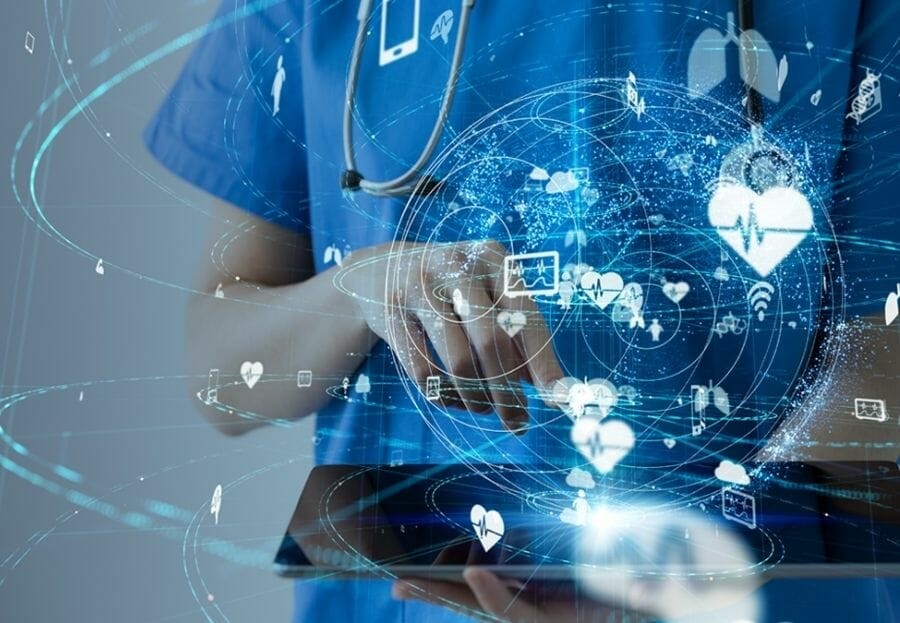 Information Technologies for Healthcare industry