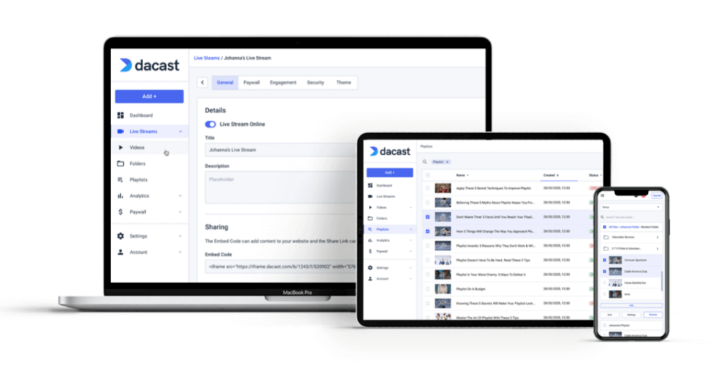 OTT Platform Provider
