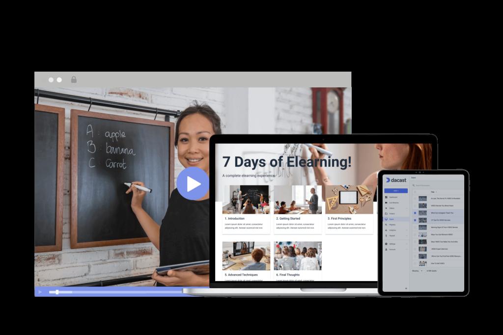 Video Training Platform