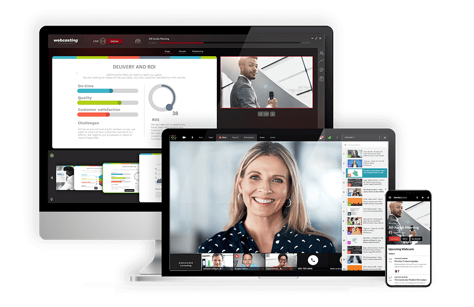 Kaltura streaming and business video hosting solution
