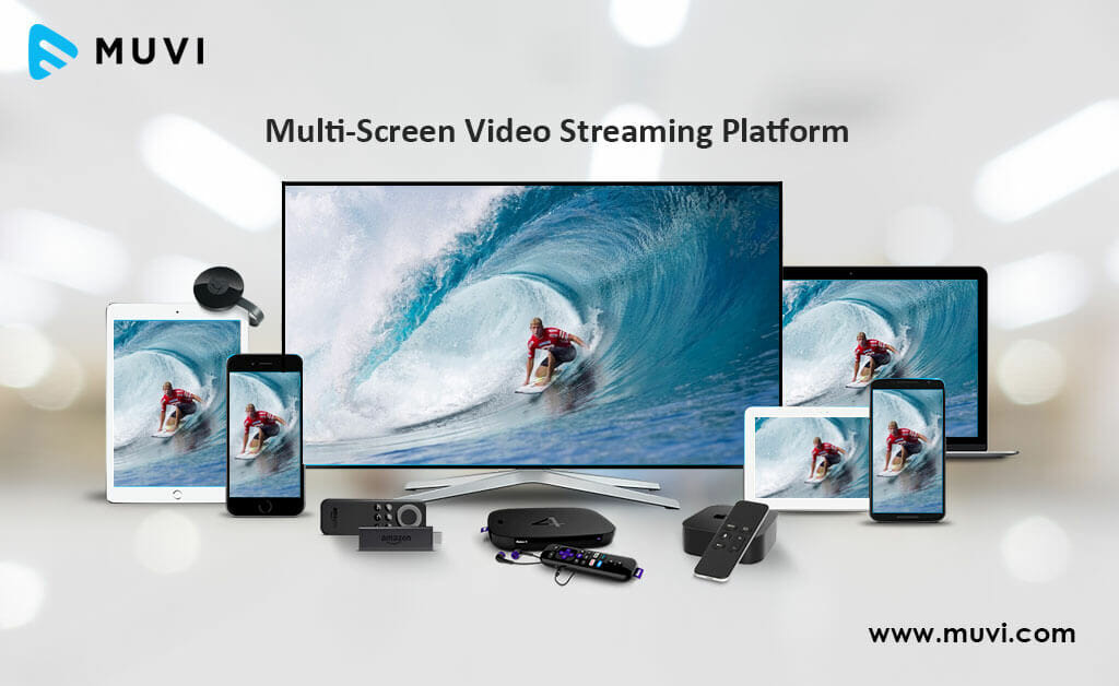 Muvi video hosting platform