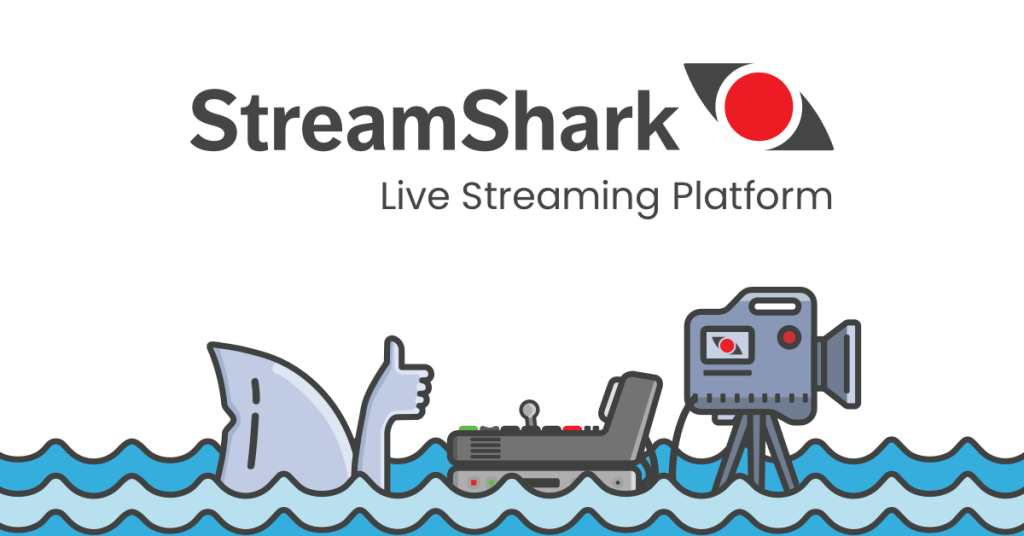 Streamshark video hosting