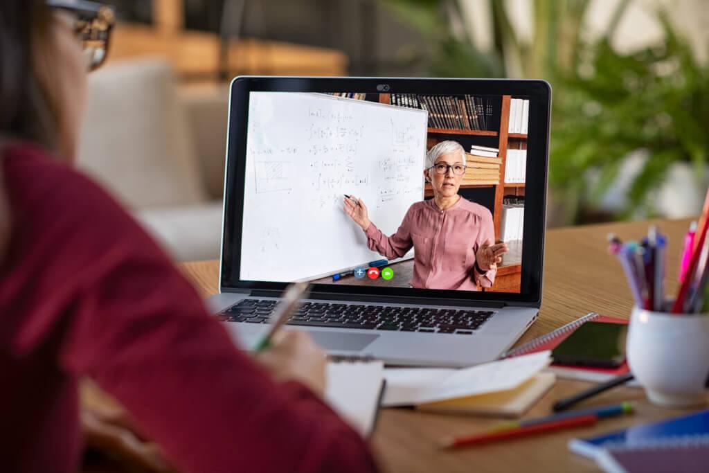 video learning platform