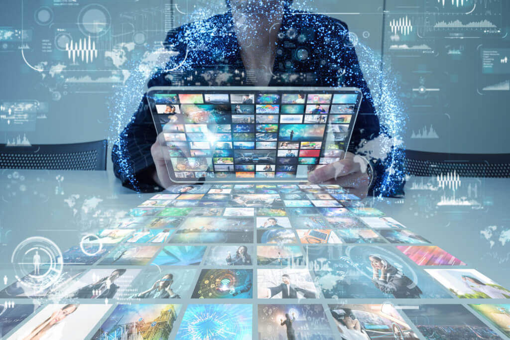 Video On Demand VOD provider