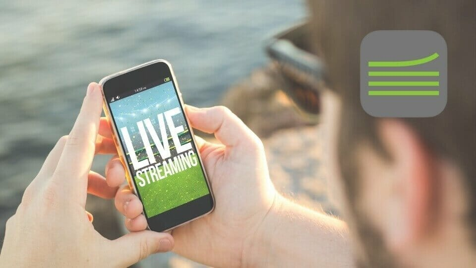 Larix live streaming app