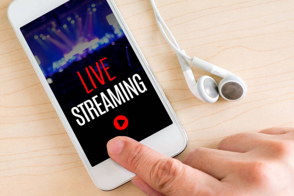 Mobile Live Streaming Equipment