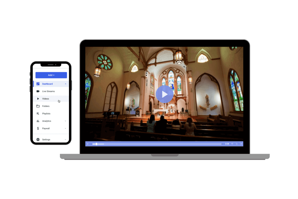 benefits of live streaming for churches