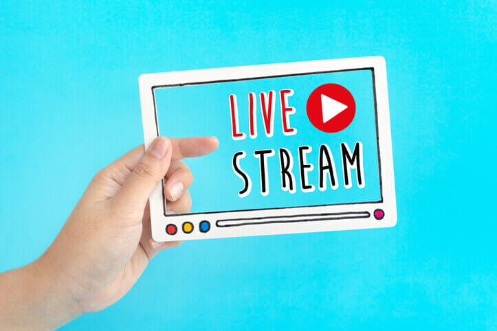 Live Streaming benefits
