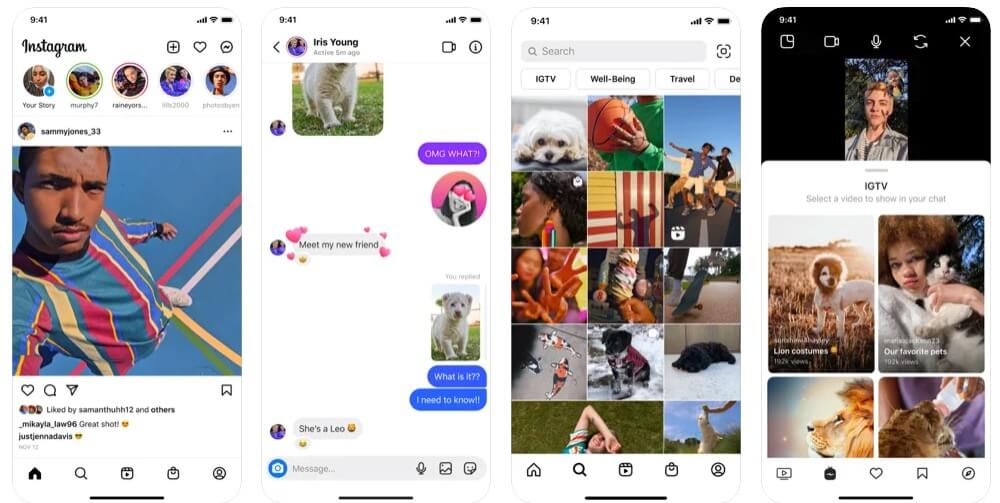 instagram live streaming app