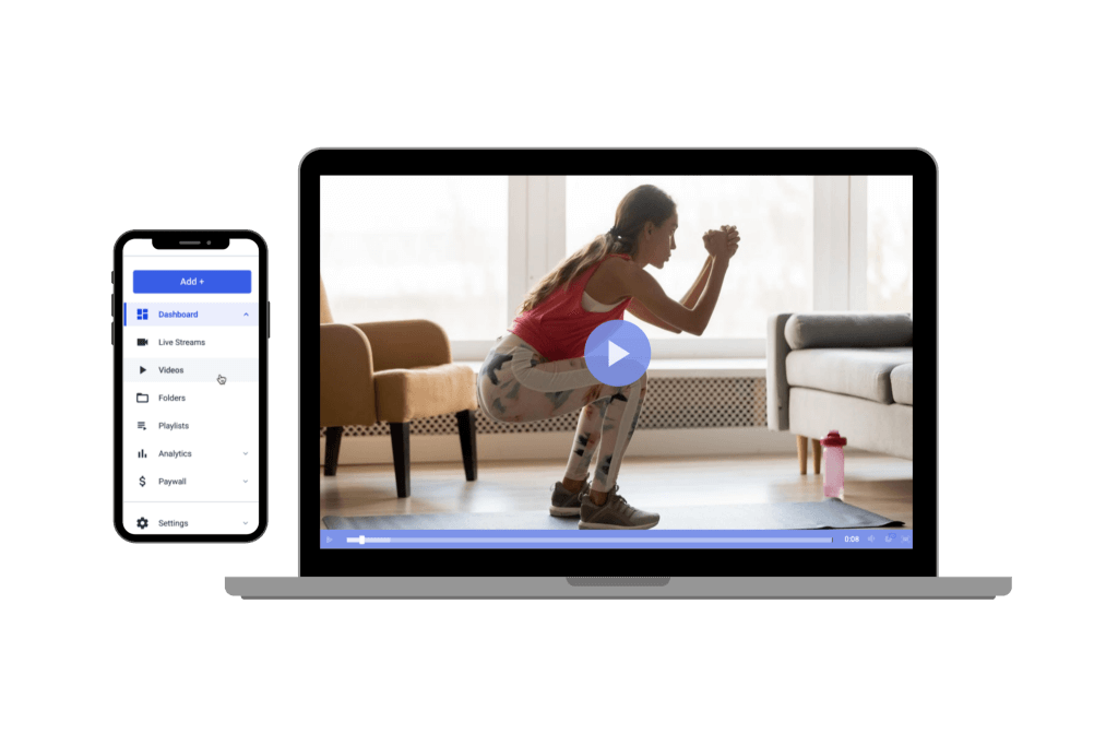 streaming fitness classes