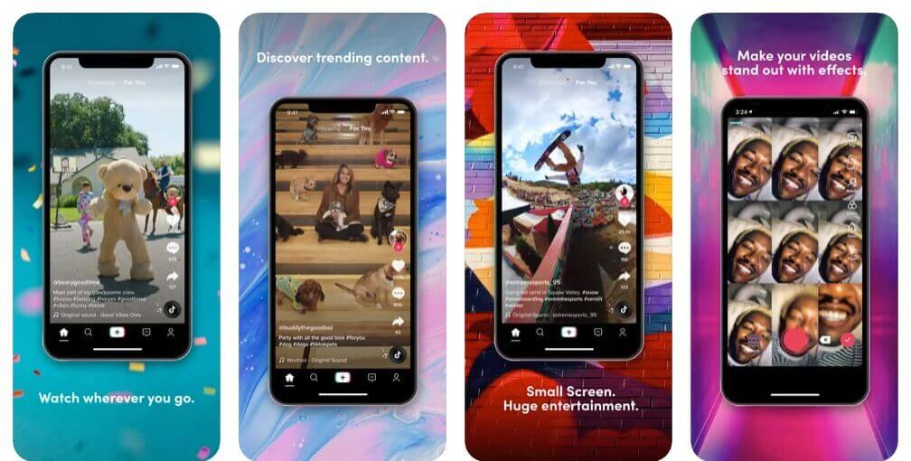 tiktok live streaming app