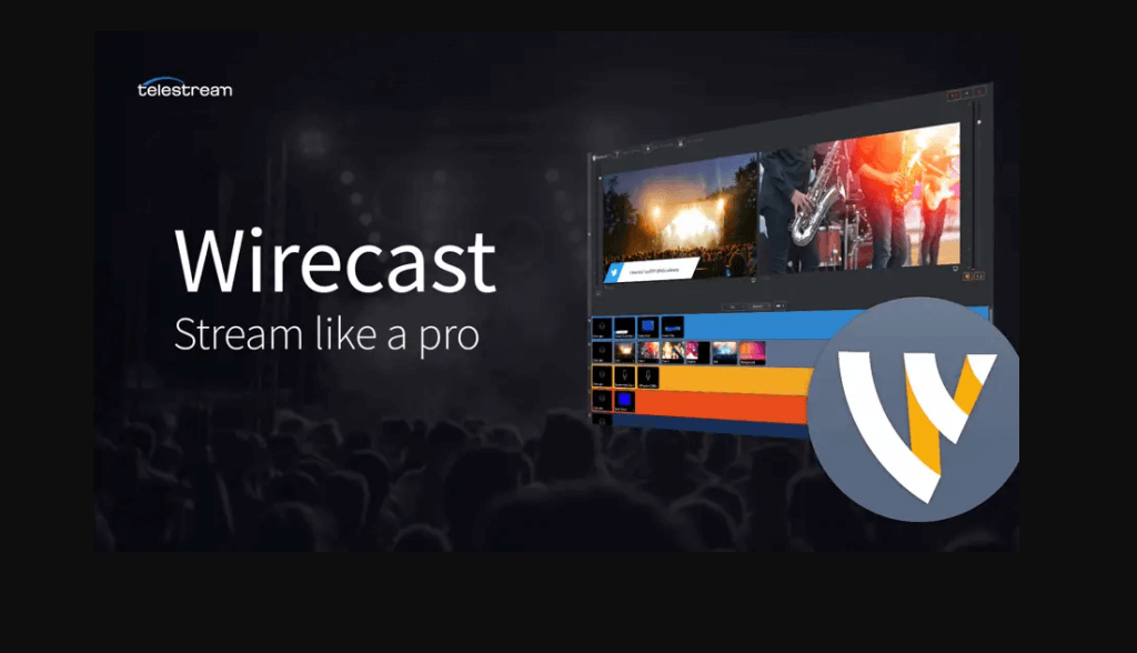 wirecast pro video software