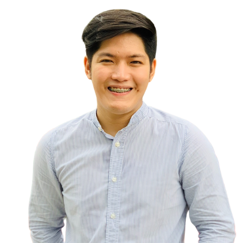 Kenneth Elicano - Support agent
