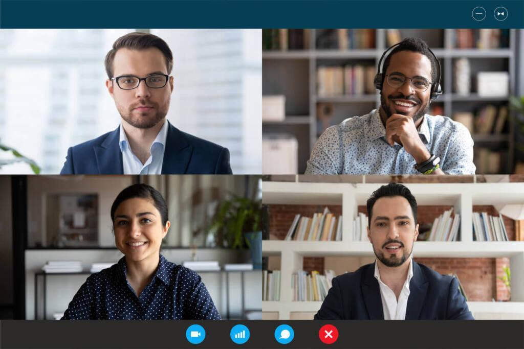 Peer-to-Peer Video Conferencing