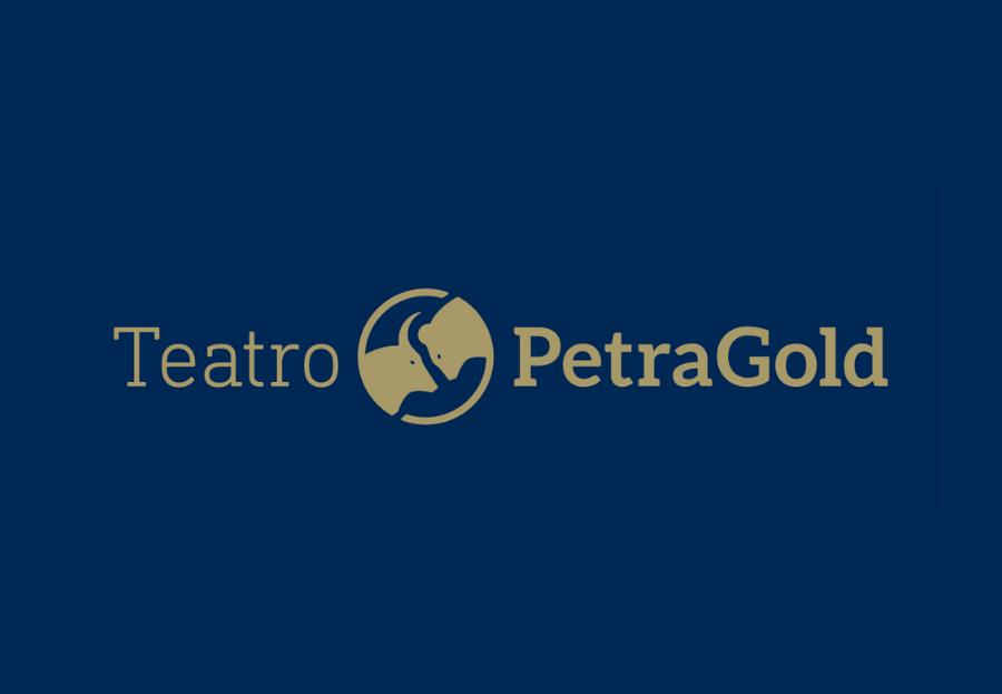 Teatro Petra gold logo - 900x623p