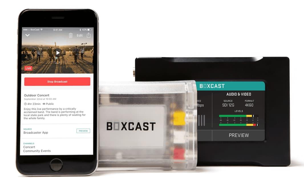 boxcast simulcasting
