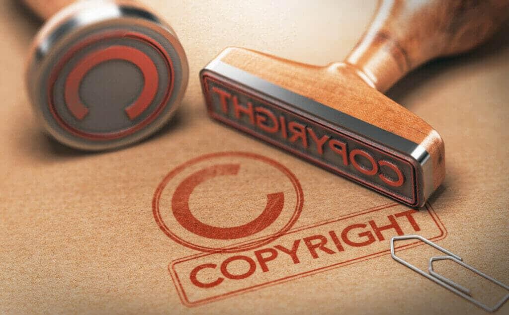 copyright video