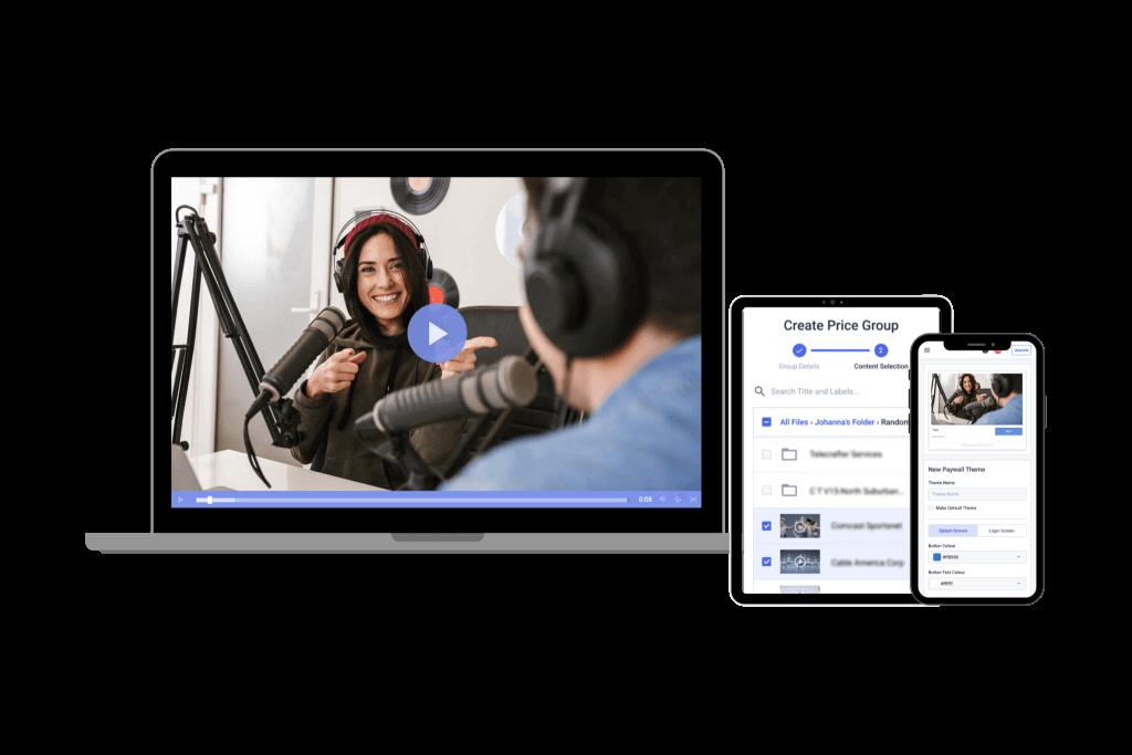 live audio streaming