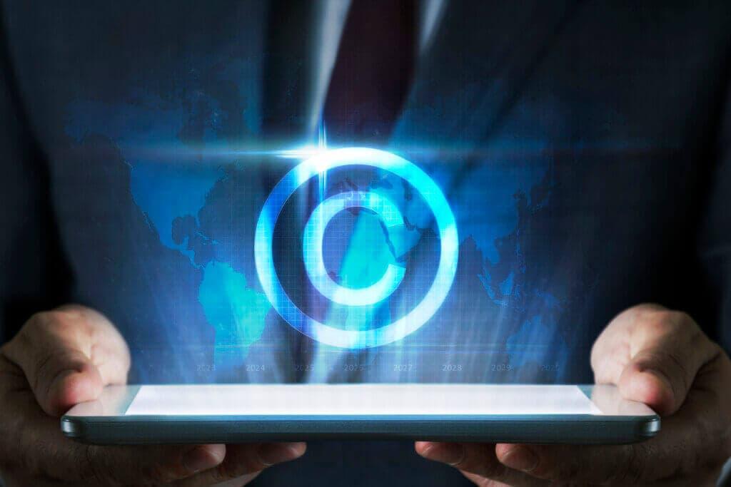 video copyrighting
