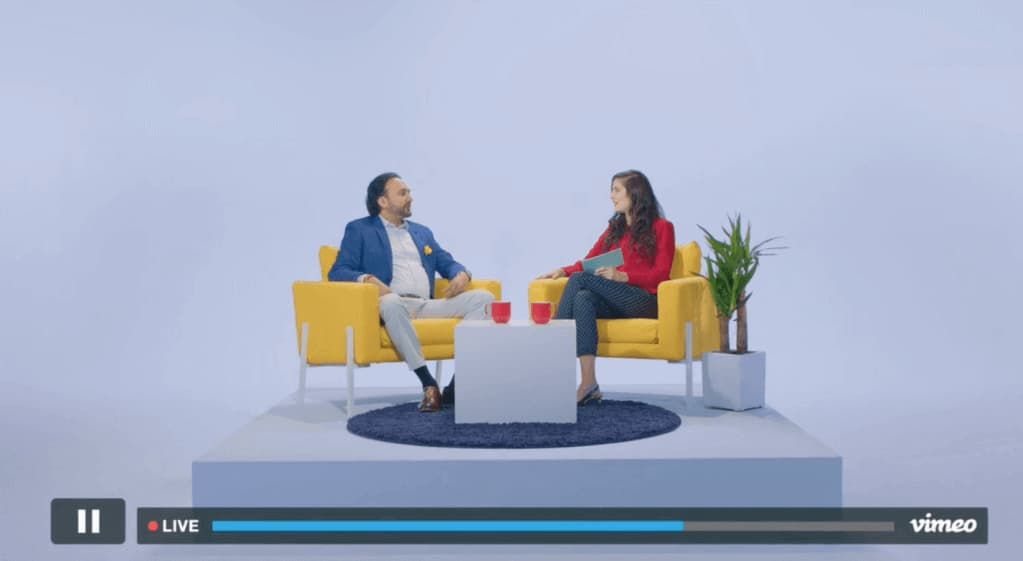 Vimeo Video Hosting Platform