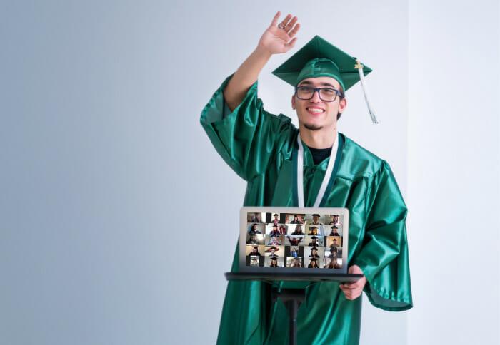 Imperial college London virtual graduation