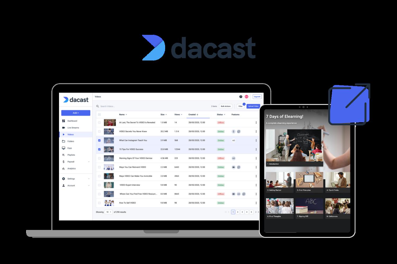 Dacast Scalability